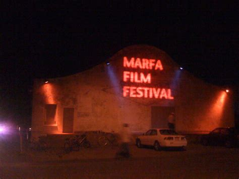 Marfa Lights Festival by Marfa Festival 2010 Schedule Filmbook