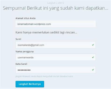 cara membuat blog gratis dengan wordpress cara membuat blog gratis dengan wordpress terbaru