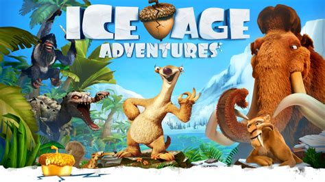 download game android ice age adventure mod ice age adventures ios android hd gameplay trailer