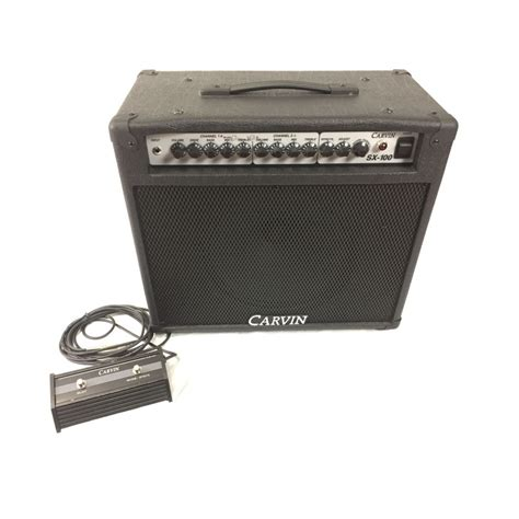 100 made in usa carvin sx 100 made in usa 100w a soli