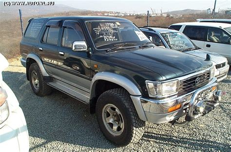 Toyota Surf Wreckers Toyota Hilux Surf Parts For Sale Wrecking Now Toyota