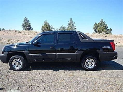 automobile air conditioning repair 2004 chevrolet avalanche 2500 regenerative braking buy used 2004 chevrolet avalanche 2500 4wd in madras oregon united states