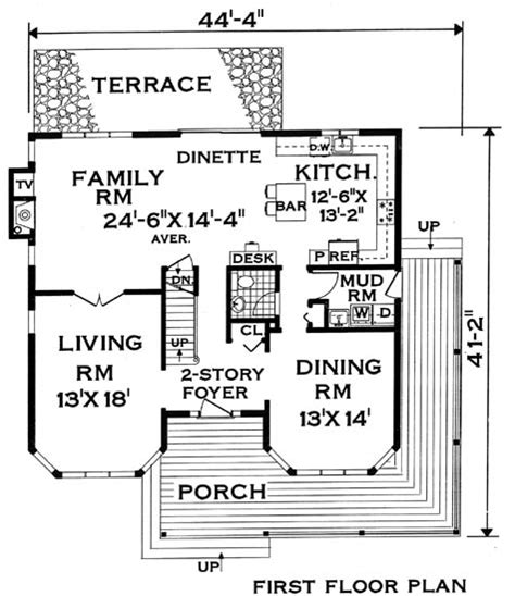 country style floor plans country style 5809 4 bedrooms and 2 baths