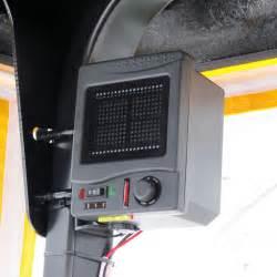 Electric Vehicle Battery Heater 12 Volt 300 Watt Universal Electric Heater