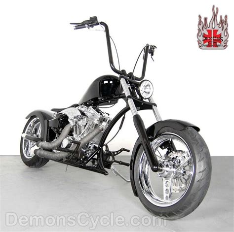 pro street bobber ape hangers bobber bike
