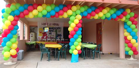 Balloon Room Decorating Ideas by Balloons Decorations Favors Ideas