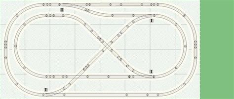 lionel layout software 5 x10 fastrack layout complete for now o gauge