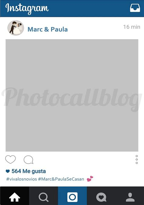 descargar layout from instagram gratis photocall marco instagram photo call pinterest