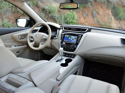 nissan murano interior 2016 ratings and review 2016 nissan murano platinum ny daily