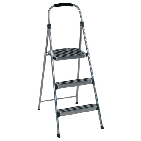 Costco Step Stool by Shop Cosco 3 Step Steel Step Stool At Lowes