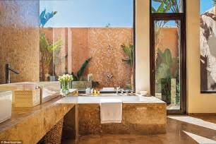 Bear Bathroom Decor Royal Palm Marrakech In Morocco Is Beachcomber Bliss Meets