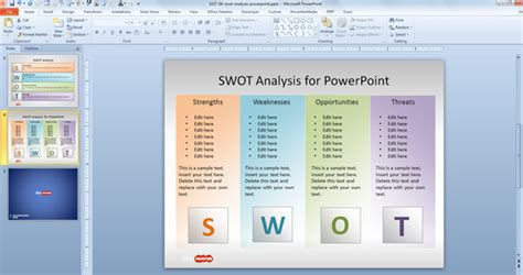 powerpoint presentations templates free free swot powerpoint template free powerpoint templates