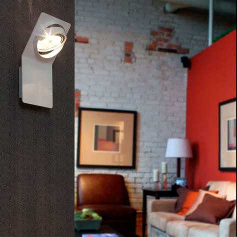 Trendy Wall Lights Trendy Wall L With A Powerful 100w Halogen Ar111
