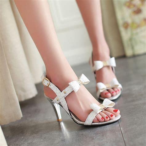 Fresco Schoen Sandal Platform Pink kopen wholesale strappy hoge hakken zilver uit
