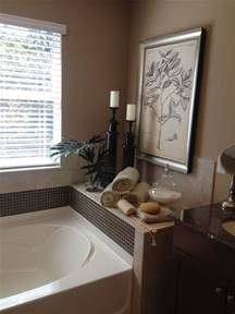 ideas on bathroom decorating 1000 ideas about decorating around bathtub on