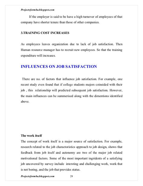 Satisfaction Essay by Sle Essay On Satisfaction