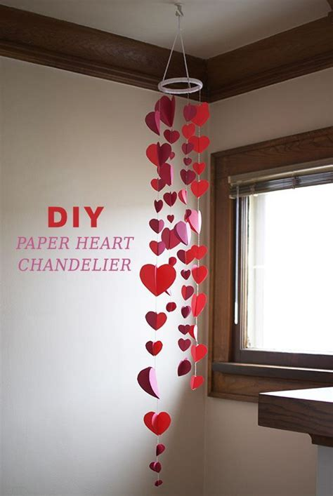 easy valentines day decorating with 21 last minute diy s day decorations that are