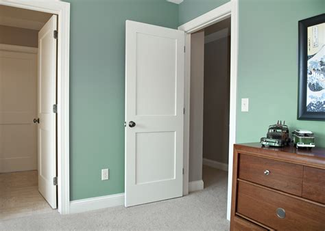 Door Upholstery by Flat Panel Interior Doors Modern Interior Doors Design