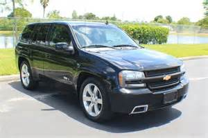 find used 2009 chevy trailblazer ss 74k navigation