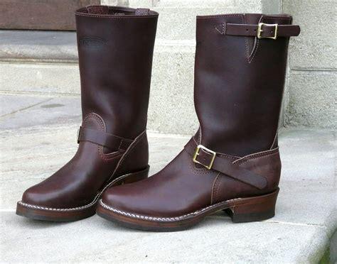custom boots vintage engineer boots custom wesco engineer boots