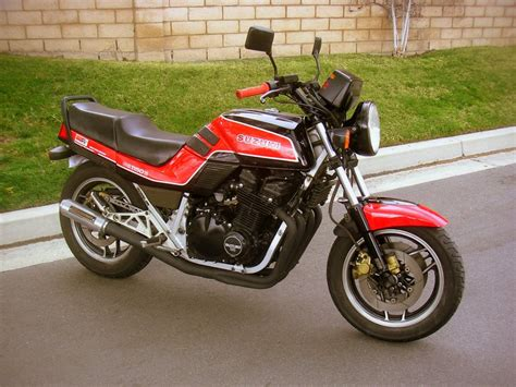 Suzuki Gs1150 Site Has Moved Go To Motorcyclephotooftheday