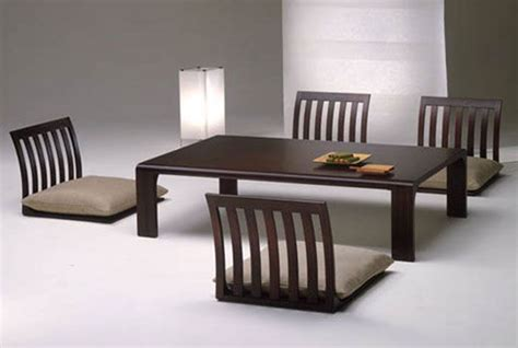 japanese dining room furniture cafe style dining set decobizz com