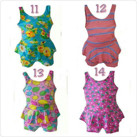 Swimsuit Baby Baju Renang Bayi 3 12 Bulan jual swimsuit baju renang bayi hanayashop
