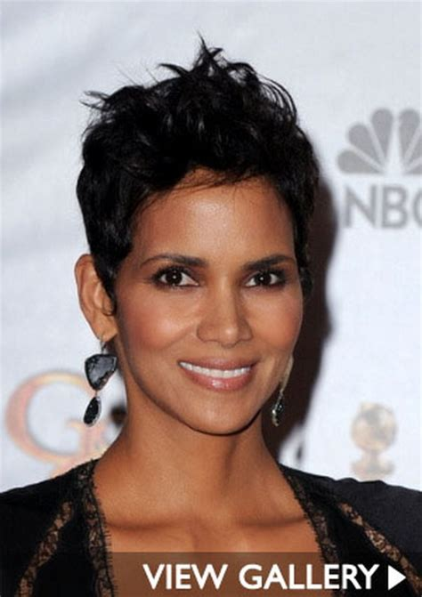 harry berry hairstyle halle berry haircut