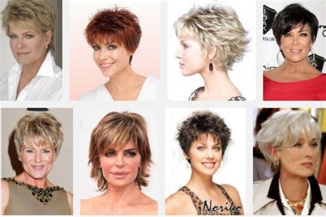 ladies hairstyles and names 25 stylish short hairstyles for women over 50