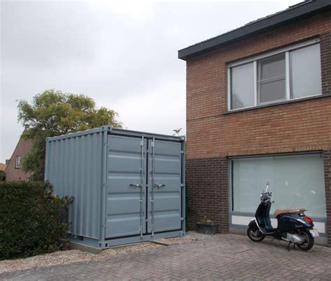 schuur container voortuin container onze referenties mechanic international