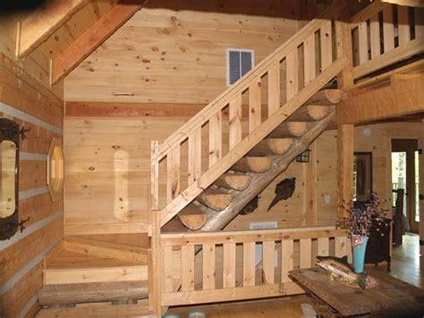 Stair Banister Spindles Escaleras Rusticas Espaciohogar Com