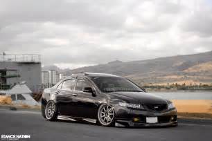 Acura Tsx Stance Sitting Just Right Stancenation Form Gt Function