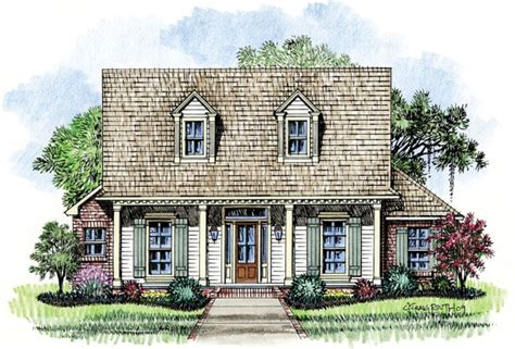 raised cottage house plans raised acadian house plans acadian cottage house plans house plans cottage style