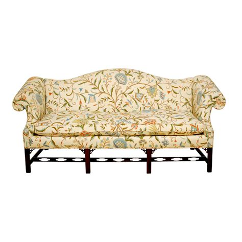 chinese chippendale sofa chinese chippendale camelback sofa haute juice
