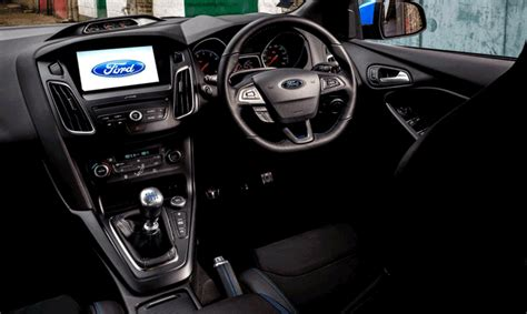 Ford Focus Rs Interior by Meet The Mega Hatch Of The Year Ford Focus Rs With 345bhp