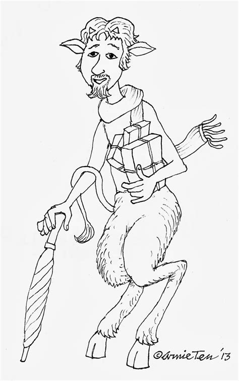 narnia coloring pages narnia mr tumnus coloring page coloring pages