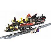 LEGO Ideas  BTTF Jules Verne Train