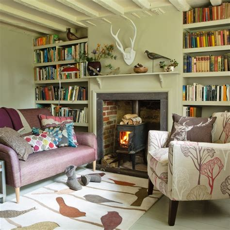 Country Style Living Room Ideas Country Style Living Room With Fireplace Living Room Decorating Ideas Chairs Housetohome Co Uk