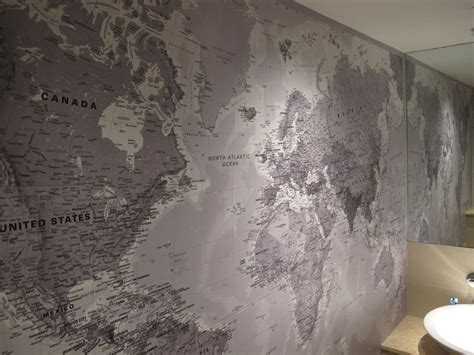 interior wall murals stitched world map wallpaper wallpaper wide hd