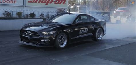 worlds fastest ford mustang world s fastest 2015 ford mustang gt pulls 9s quarter mile