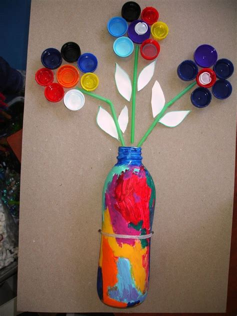 water bottle craft ideas for water bottle cap crafts find craft ideas