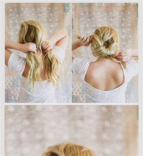 cute easy hairstyle   teacher