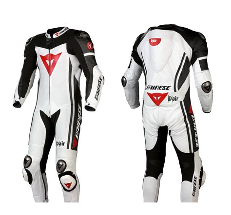 motorcycle racing leathers the dainese d air racing airbag suit comes to america