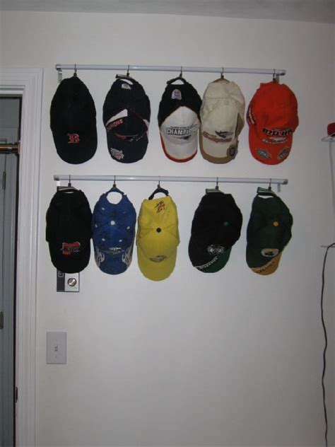 17 best ideas about baseball hat display on