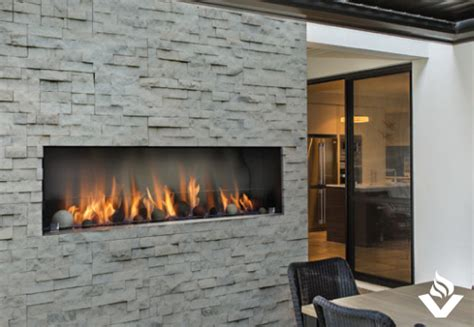 linear outdoor fireplace outdoor gas fireplace barbara jean collection