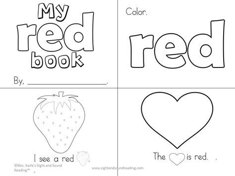 Color Activities For Preschoolers Coloring Page Colour Activities For Preschoolers