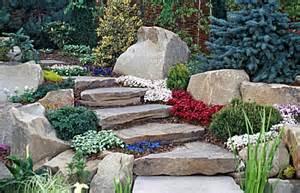 Rock Garden Steps Db9064 Steps With Rock Garden Asset Details Garden World Images