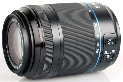 Samsung Zoom Lens by Samsung Nx 50 200mm F 4 0 5 6 Ed Ois Ii Ifunction Lens Review