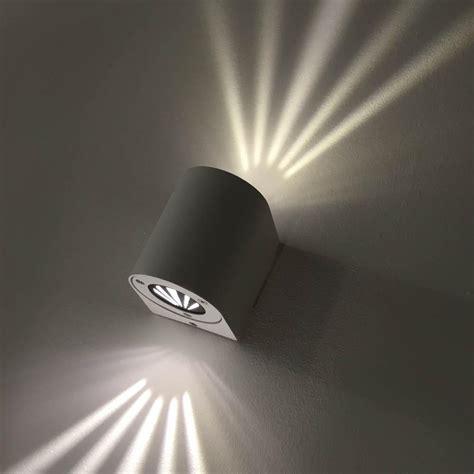 licht skapetze licht trend baleno led wandleuchte f 252 r aussen und innen