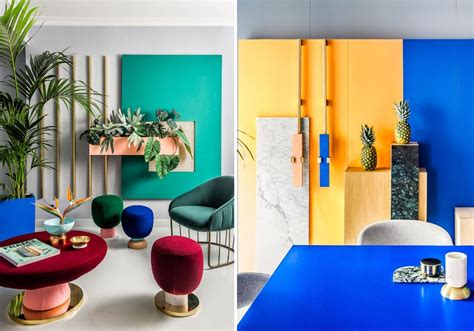 home design stores memphis mood board feel the colorful vibe of memphis design
